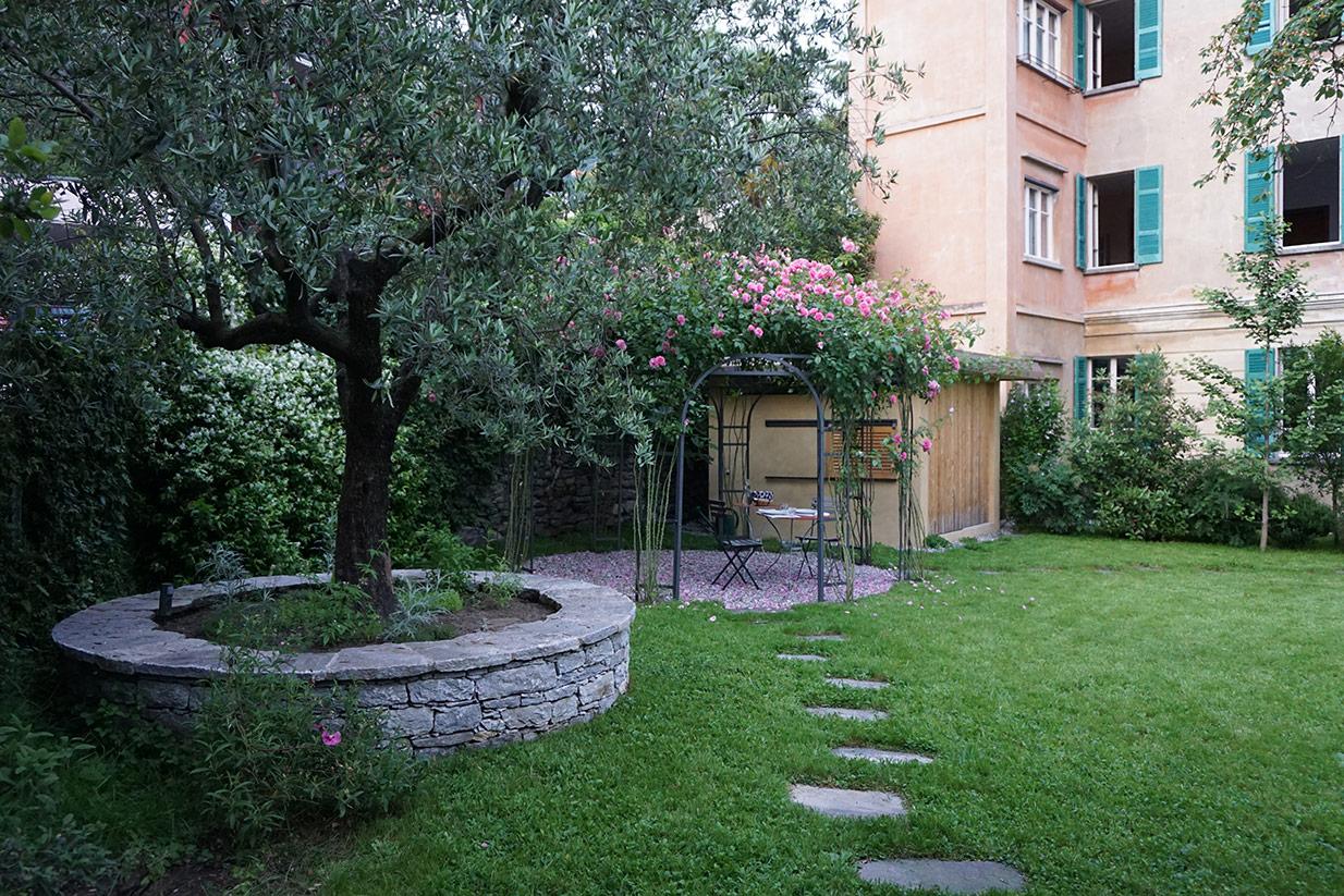 Garten Pergola. Prgolas Metlicas. Pergola Im Garten Ruckzugsort ...